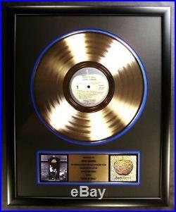 John Lennon Rock'N' Roll LP Gold Non RIAA Record Award Apple Records
