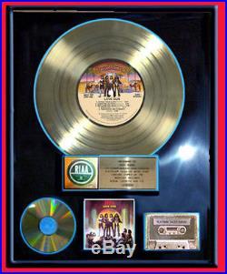 Kiss Love Gun Genuine Riaa Gold Record Award, To Eric Carr, Kiss Catalog! Coa