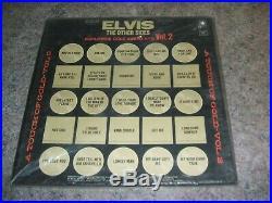LP33 of ELVIS PRESLEY Worldwide 50 Gold Award Hits VOL. 2 NEW set of 4 SEALED