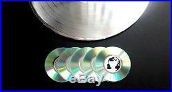 Led Zeppelin Celebration Day Multi (gold) CD Platinum Disc Lp Vinyl Record Award