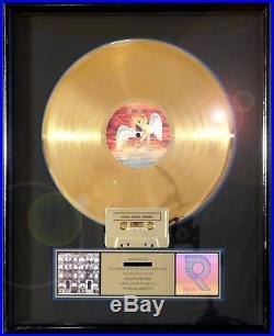 Led Zeppelin Riaa Award Physical Graffiti Gold Jimmy Page, Robert Plant
