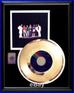 Lynyrd Skynyrd Freebird Rare Gold Record Disc 45 RPM Rare Award Disc