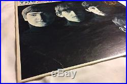MEET THE BEATLES ST-2047 Record Stereo, Gold Record Award