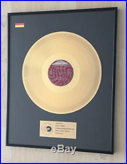 Magic Affair Omen III Gold Award Single BRD 250.000 units