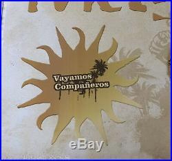 Marquess Doppel Gold Award goldene Schallplatte Frenetica + Vayamos Companeros