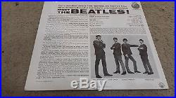 Meet The Beatles Lp Stereo Sealed Vintage No Gold Record Award REDUCED