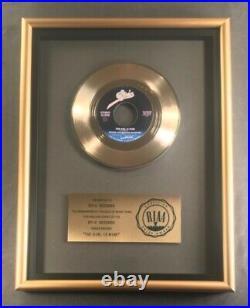 Michael Jackson Paul McCartney The Girl Is Mine 45 Gold RIAA Record Award Epic