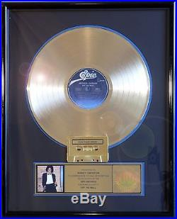 Michael Jackson Riaa Record Award Off The Wall Gold Rare