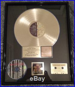 Michael Jackson Riaa USA Gold Award Blood on the Dance Floor History on the Mix