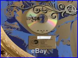 Monrose Gold Platin Award Deutschland goldene Schallplatte Shame + Temptation