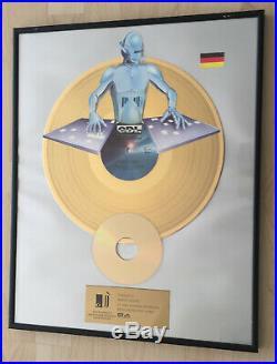 Music Instructor Gold Award Hymn-250.000 units-BRD-Original kein Replica
