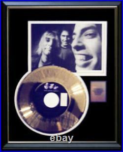 Nirvana Smells Like Teen Spirit Gold Metalized Record Rare Non Riaa Award
