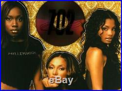 Official 702 Where My Girls At Riaa Music Industry Gold Record Sales Award