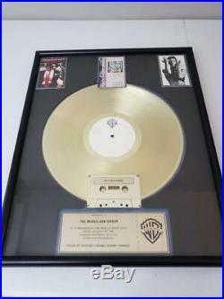 PRINCE Parade Gold Record Award Official Warner Brothers Non RIAA Morris Day