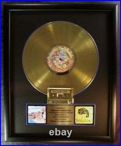 Prince Around The World In A Day LP & Cassette Gold Non RIAA Record Award