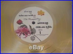 Prince RIAA Gold Record Award Purple Rain Warner Brothers Records