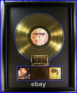 Prince Sign O The Times LP Cassette Gold Non RIAA Record Award Paisley Records
