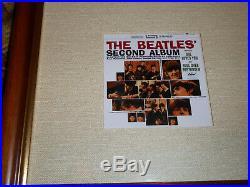 RIAA Gold Award The Beatles Second Album Awarded To Ringo Starr