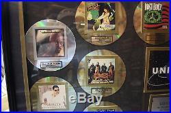 RIAA Gold Sales Award universale records (Multiple artist)