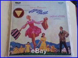 Rare Find (the Sound Of Music) A A R M Gold Record Award Lp 1965 Rca / Victor