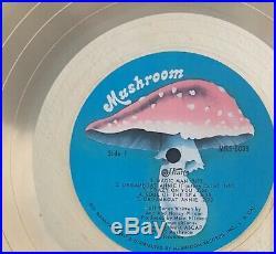 Rare Heart Dreamboat Annie RIAA Gold Record Award Mushroom Records Label