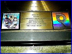 Riaa Gold Record Award 500,000 Copies White Whale Records TURTLES GOLDEN HIT