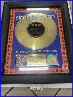 Riaa gold record award