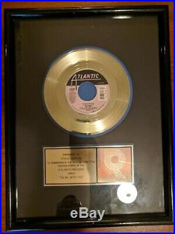 Riaa gold record award. Mr. Big. To Be With You