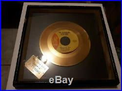 Righteous Brothers You've Lost That Lovin Feeling 1965 Philles Gold Record Award