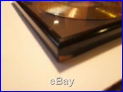 Rush Hold Your Fire Record Album RIAA Gold LP Cassette Sales Award Original