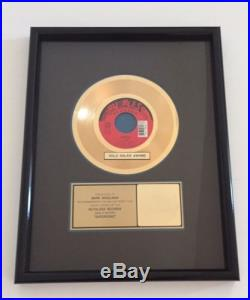 Ruthless Records Single Record Supersonic Gold Sales Award