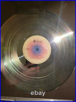 STEELY DAN 1978 AJA Gold Record Award Non RIAA CANADA ABC Records RARE BEAUTY