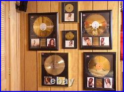 Shania Twain You've Got A Way 24kt Gold Record Award
