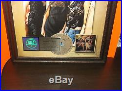 She Daisy Sweet Right Here Riaa 500,000 Certified Gold Sales Award Lyric Records