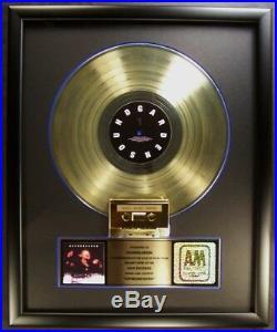 Soundgarden Superunknown LP & Cassette Gold Non RIAA Record Award A&M Records