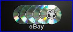 Spice Girls Spice Multi (gold) CD Platinum Disc Lp Vinyl Record Award Display