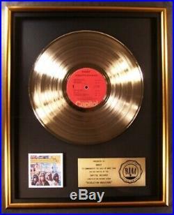 Sweet Desolation Boulevard LP Gold RIAA Record Award Capitol Records