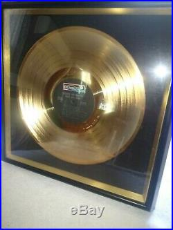 THREE DOG NIGHT Suitable For Framing GOLD RECORD AWARD 1969 ABC / Dunhill