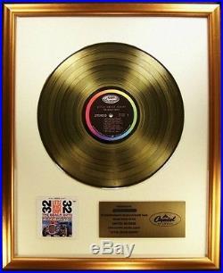 The Beach Boys Little Deuce Couple LP Gold Non RIAA Record Award Capitol