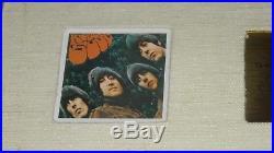 The Beatles Gold Record Riaa No Bpi Award Rubber Soul Presentation Disc album lp