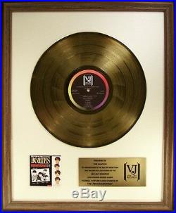 The Beatles Songs Pictures And Stories Of Fabulous Gold Non RIAA Record Award