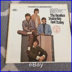 The Beatles Yesterday and Today LP Vinyl Record Gold Record Award MINT ST 2553