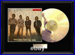 The Doors Waiting For The Sun Gold Metalized Record Jim Morrison Non Riaa Award