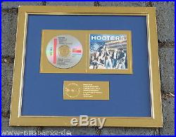 The Hooters Gold Award Greatest Hits Goldene Schallplatte! Johnny B