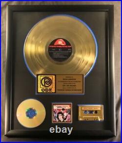 The Rocky Horror Picture Show LP, Cassette, CD Gold Non RIAA Record Award