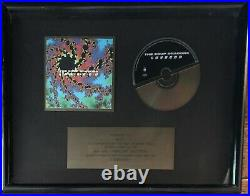 The Soup Dragons Lovegod Non-RIAA In-house Gold Record Award