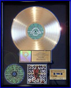 Tribe Called Quest Midnight Marauders Gold Riaa Record Award Malik Taylor