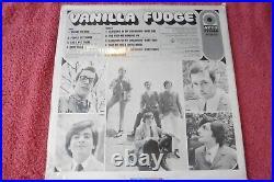 Vanilla Fudge Stereo SD33-224 ATCO Gold Record Award Album Vinyl LP Vintage