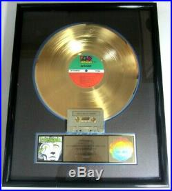 Winger Winger / Riaa Certified Gold Award 1/27/89