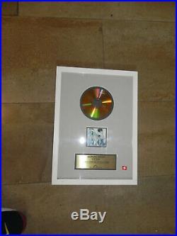 Worlds Apart- Everybody -Gold Award Schweiz 25.000 units Original